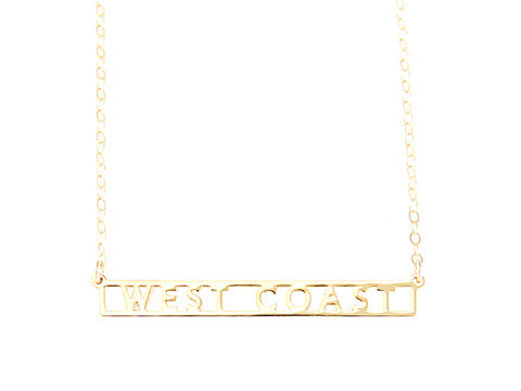 Seoul Little West Coast Necklace
