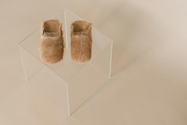 Bronze Age Neko Fur Babouche