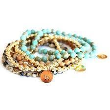 Tess + Tricia Lotus Wrap Bracelet