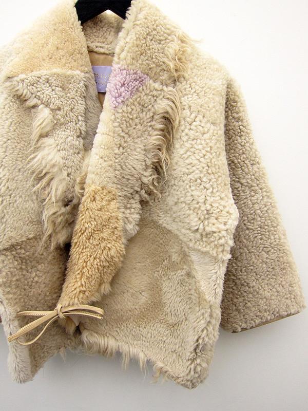 Milena Silvano Shawl Coat