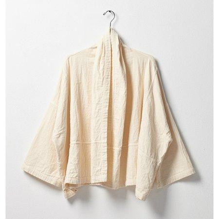 Atelier Delphine Kimono Jacket in Kinari