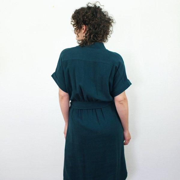 COKLUCH Cerrado Dress - Teal