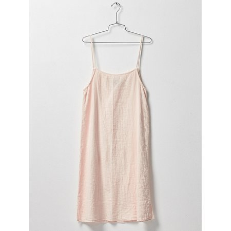 Atelier Delphine Lihue Dress with Slip in Buff