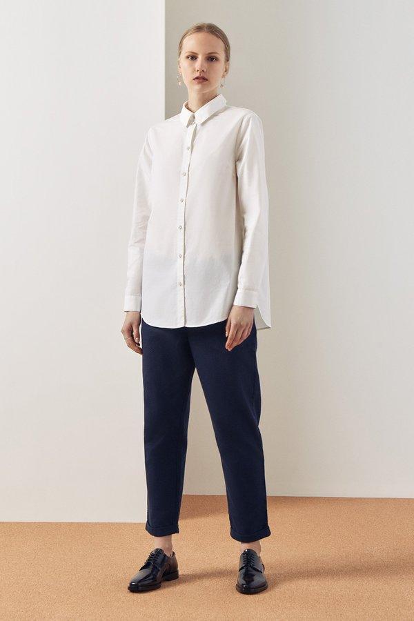 Kowtow Classic Shirt - White