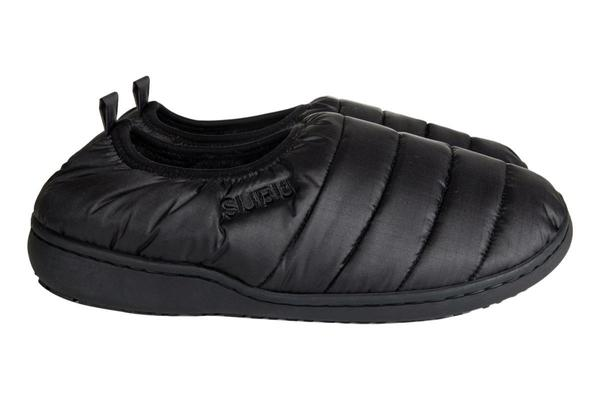 Subu Packable Slippers - Gloss Black