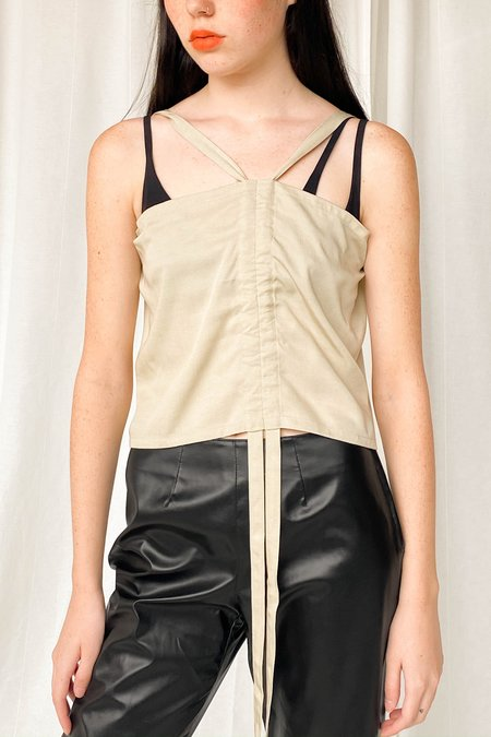 Desiree Klein Mona Top - Beige
