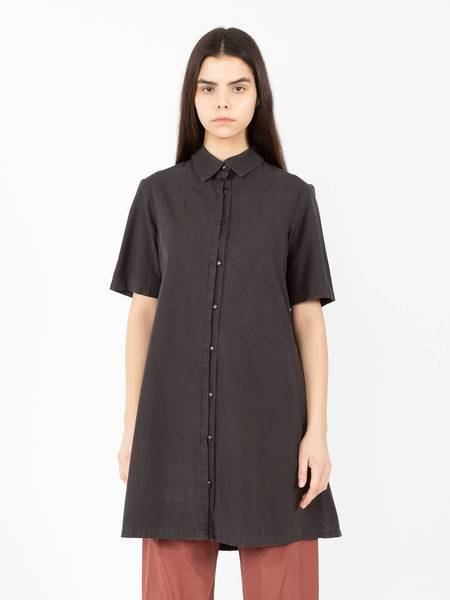 Prairie Underground Uniformity Dress - Graphite