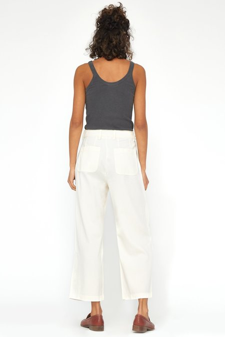 Lacausa Lola Trousers - Panna Cotta