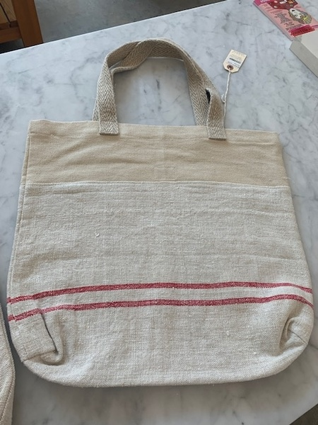 Patriae Textiles Tote Bag - Hemp