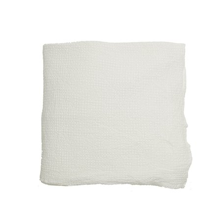 Hawkins New York Queen Waffle Lightweight Cotton Blanket