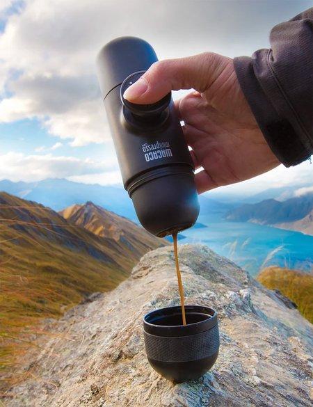 Wacaco Minipresso GR Portable Espresso Machine - Black