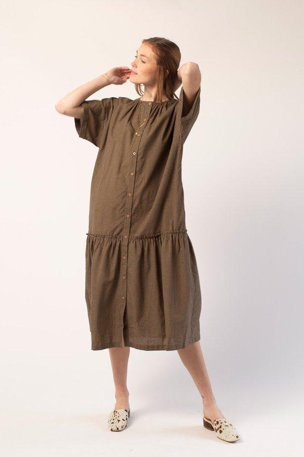 Micaela Greg Cleo Dress - Gingham