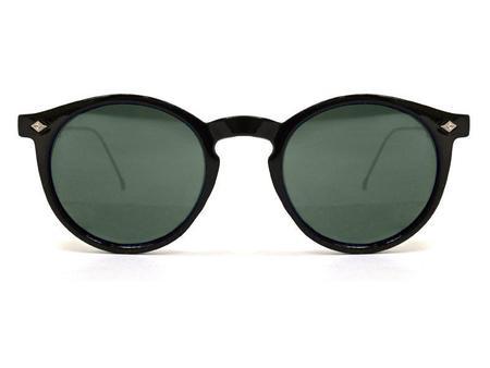 Spitfire Lunette Flex Sunglasses - Noir/Or/Noir
