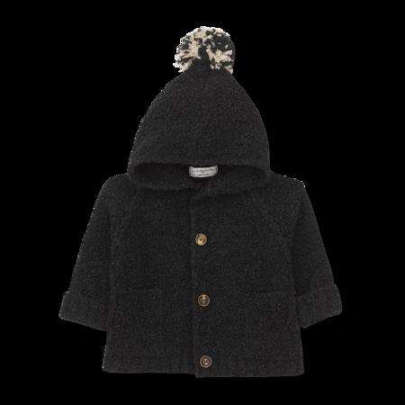 Kids 1+ in the Family Zermatt Hoodie Jacket - Black