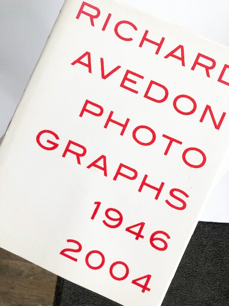 [Pre-loved] Consignment Brooklyn Richard Avedon Photography Book