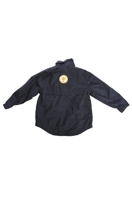 Kids Cashy's Bubbe Custom Jacket - Navy