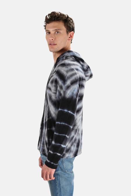 Harden Swirl Pullover Hoodie - Tie Dye