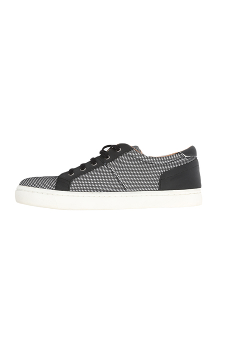 Opening Ceremony Low Top Sneaker - Black/White