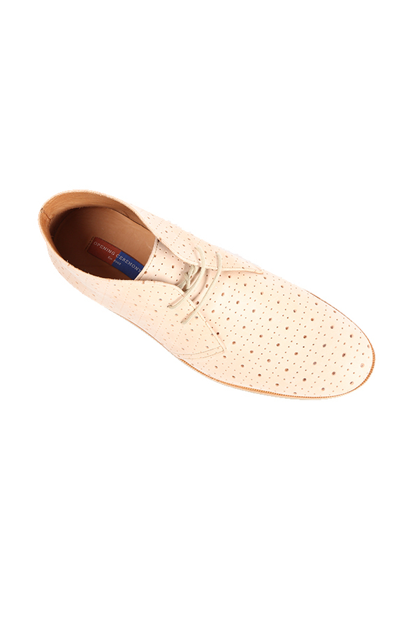 Opening Ceremony M1 Perforated Vachetta Shoe Shoes - Sand