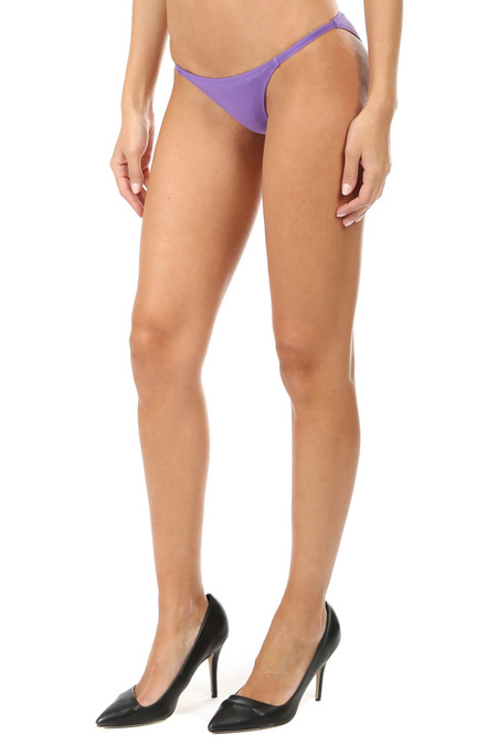 Solid and Striped The Morgan Bottom - Purple