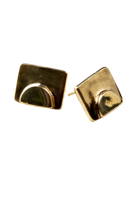 The Things We Keep - Juven Studs Brass