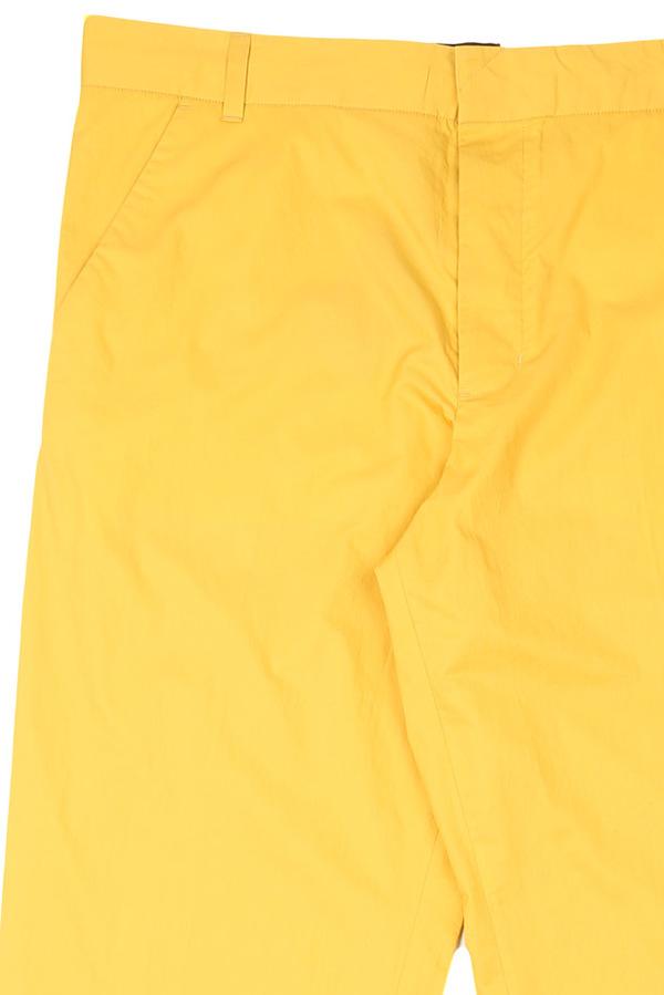 3.1 Phillip Lim Relax Fit Taper Trouser - Mustard