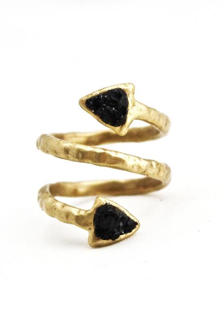 Nettie Kent Jewelry - Magdalena Ring