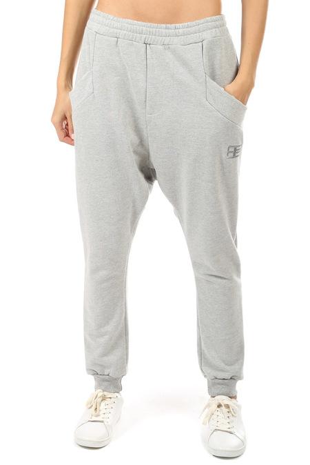 Baja East Harem Sweatpant - Grey
