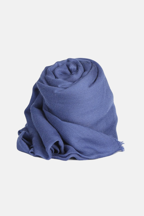 Faliero Sarti Alexander Scarf - Blue 59004
