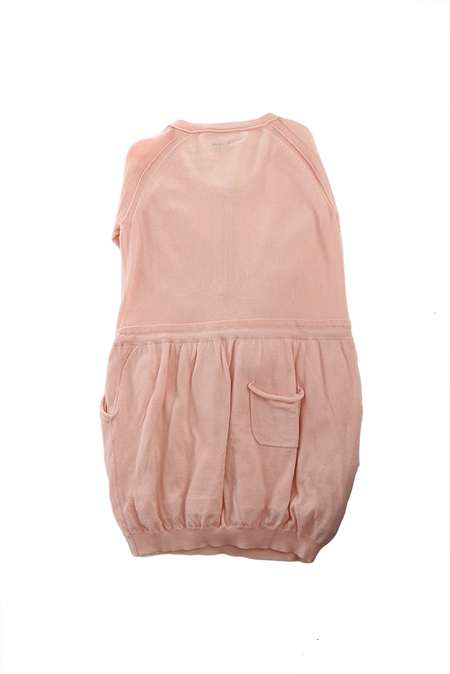 Kids 3.1 Phillip Lim Romper Sweater Dress - Blossom