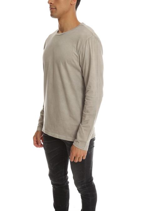 DIP Long Sleeve Tee - Grey