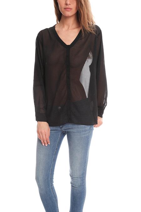Margaux Lonnberg Laura Shirt - Black