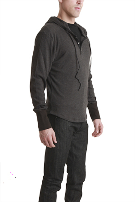 Field Scout Thermal Hoody - Black Fade