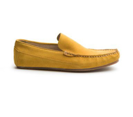 Fin's Summer Loafer - Yellow