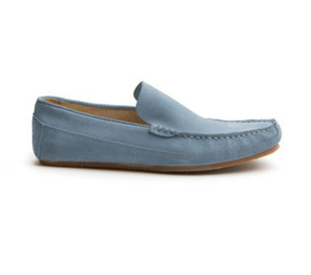 Fin's Summer Loafer - Light Blue