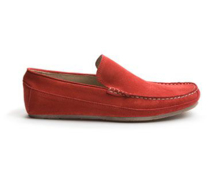 Fin's Summer Loafer - Red