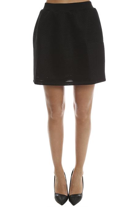 McQ Alexander McQueen Volume Party Skirt - Black