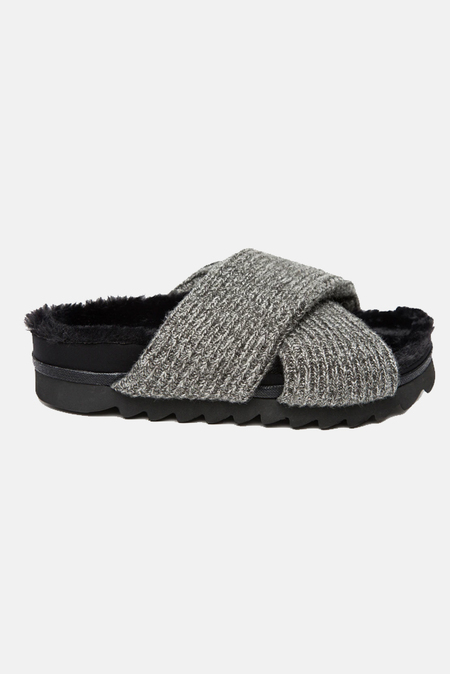 Roam Bridge Sandals - Charcoal