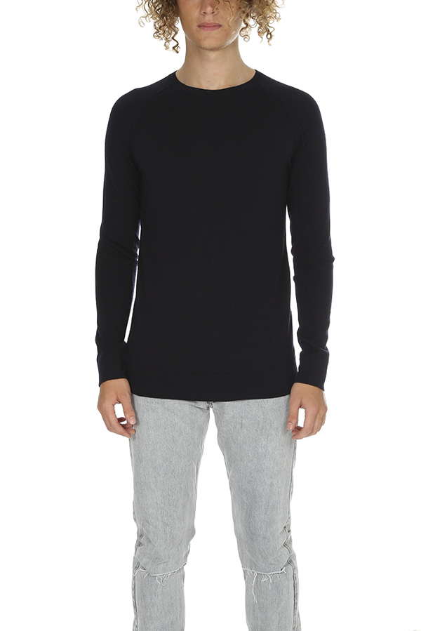 Helmut Lang Crewneck Sweater - Ink
