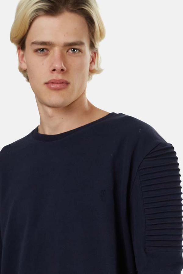 NANA jUDY Montana Sweatshirt Sweater - Navy