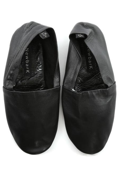 NewbarK Slip On Shoe - Black