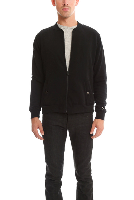 Robert Geller Seconds Bomber - Black