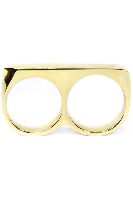 Vitaly Treo Ring - Gold