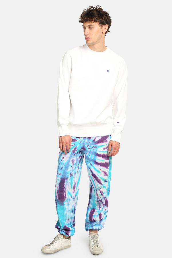 Blue&Cream Custom Sweatpant - Tie Dye