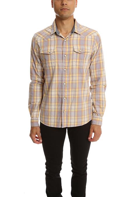 JACHS Plaid Shirt