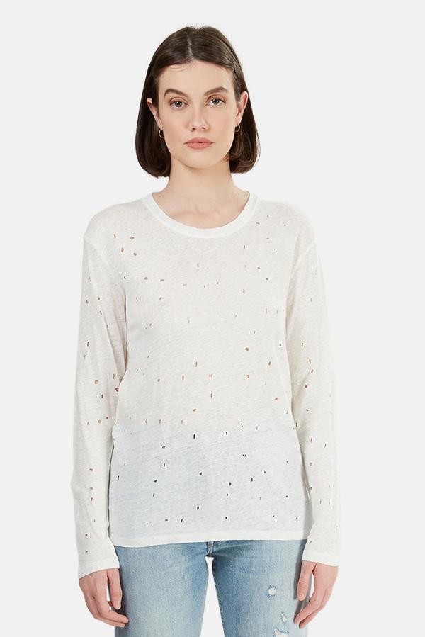 IRO Marvina T-Shirt - Ecru