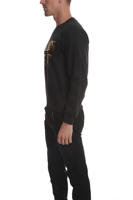 Brian Litchenberg Ballin Sweatshirt - Black/Gold