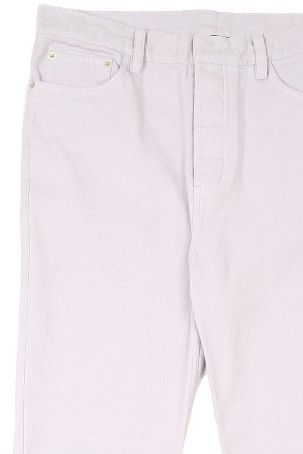 3.1 Phillip Lim Mens Slim McQueen Pants - Lavender