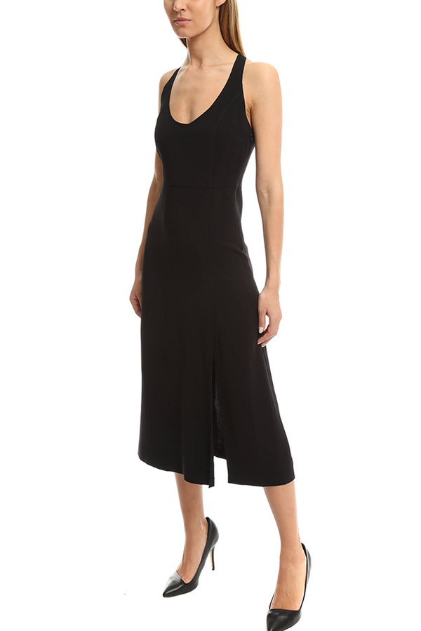 A.L.C. Leesa Dress - Black