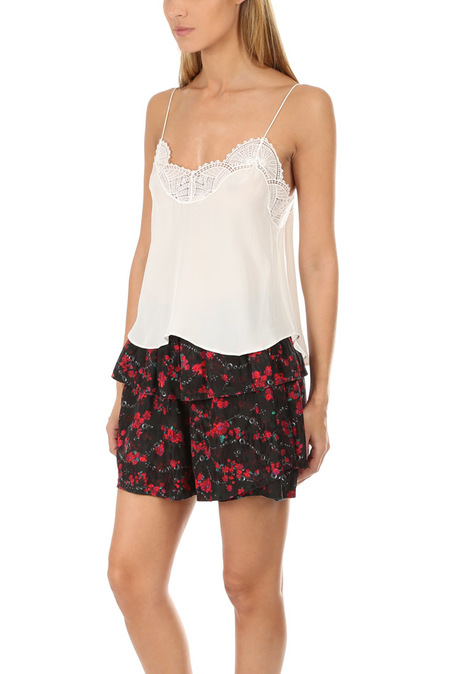IRO Wova Top - White